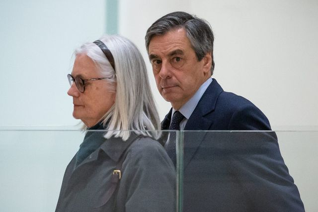François and Penelope Fillon